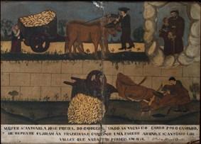 ETNO 271 Painel votivo a Sto António, 1878
