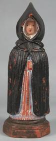 ETNO 2988 Figura feminina de barro, S. Miguel, Açores