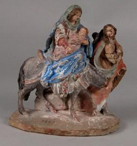 ETNO 3857 Fuga da Sagrada Família para o Egipto, Estremoz, séc. XVIII